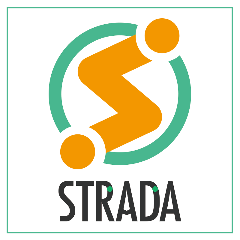 new STRADA Logo